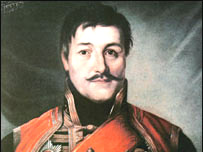 Founder of the dynasty, Djordje Petrovic, known as Karadjordjevic