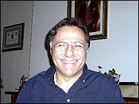 Kayseri's former mayor Sukru Karatepe