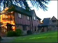Adam Kent's smart home