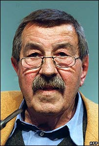 Guenter Grass (photo from 2001)