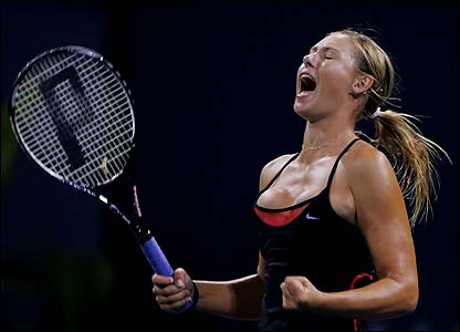 Russian professional tennis player World No.3