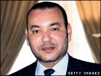 King Mohammed VI
