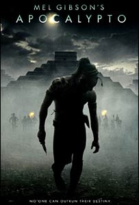 The promotional poster for Apocalypto