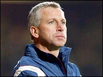 West Ham manager Alan Pardew