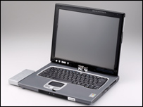 Laptop with fuel cell