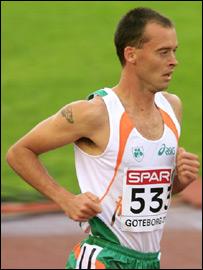 Alistair Cragg won last year's European Indoor 3000m title
