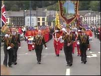Apprentice Boys held their largest parade of the year in Derry