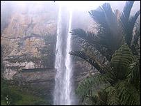 La catarata Gocta
