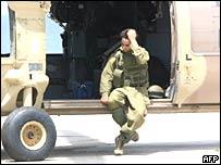 Солдат израильской армии