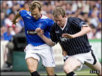 Rangers' Thomas Buffel
