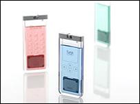 Flask phone
