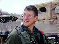 Staff Sgt Uri Grossman