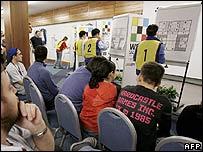 Sudoku world championships