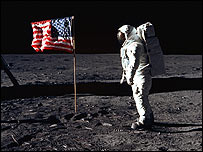 Buzz Aldrin on the Moon, Nasa