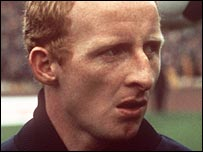 Celtic legend Jimmy Johnstone