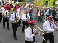The Adamant Parade Band