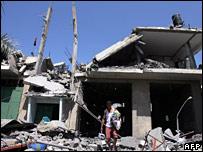 Gaza rabble