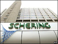 Schering's headquarters in Berlin