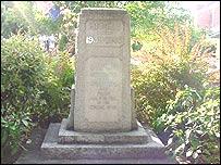 Mumbles war memorial