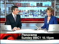 Breakfast trails ahead to an edition of Panorama