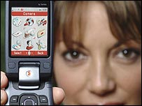 Vodafone 3G phone