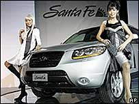 Hyundai vehicle launch