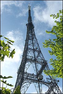 Crystal Palace transmitter (Picture: Marwood DaSilva)