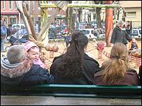 A German playground