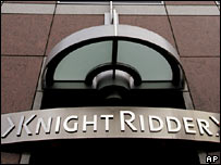 Knight Ridder building