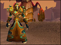 Screenshot of World of Warcraft