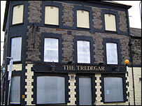 The Tredegar House