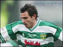 Weymouth midfielder Nick Crittenden