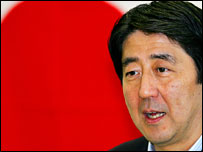 Shinzo Abe - archive picture