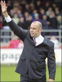Weymouth boss Garry Hill