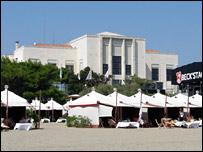 Palazzo del Cinema, Venice