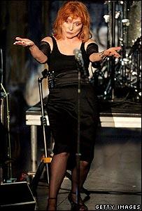 Blondie's Deborah Harry