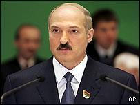 President Alexander Lukashenko