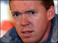 Republic of Ireland boss Steve Staunton