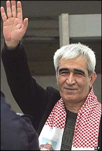 Ahmed Saadat (archive photo)