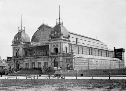 Winter Gardens, Morecambe � English Heritage