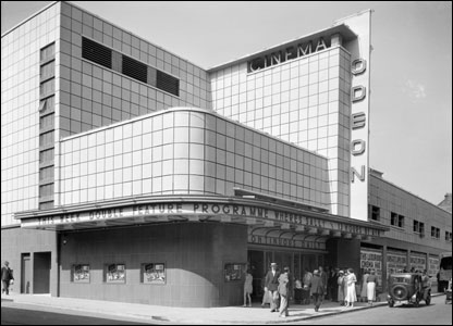 Ramsgate Odeon � English Heritage