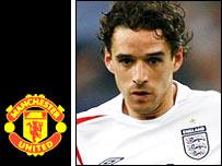 England midfielder Owen Hargreaves