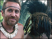 Bruce Parry in Tribe