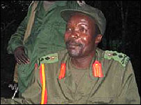 LRA leader Joseph Kony