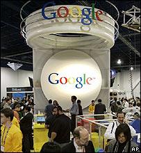 Exhibición de Google