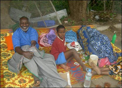 Family in Dire Dawa, Ethiopia [Pic by BBC News website reader Biniam]