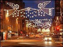 Sarah will not miss Union Street, Aberdeen, after midnight