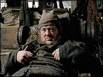 Johnny Vegas in Bleak House