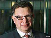 Deutsche Boerse CEO Reto Francioni