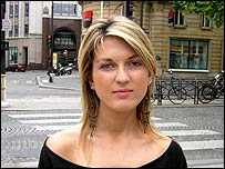 Ozlem, Parisian estate agent